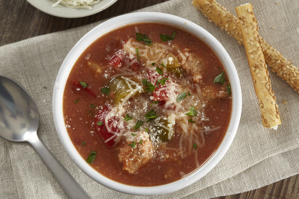 Freeze-Ahead Slow-Cooker Italian Sausage Soup