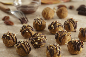 Pecan Pie-Cookie Balls