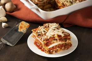 Easy Chicken Parmesan Lasagna
