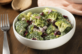 Seriously Good Broccoli Salad