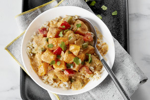 Slow-Cooker Butternut Squash Curry