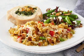 Italian Stuffing with Peppers
