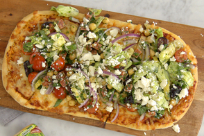RENÉE'S Spring Herb Italian Chopped Salad Pizza