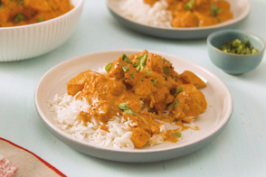Electric Pressure Cooker Butter Chicken