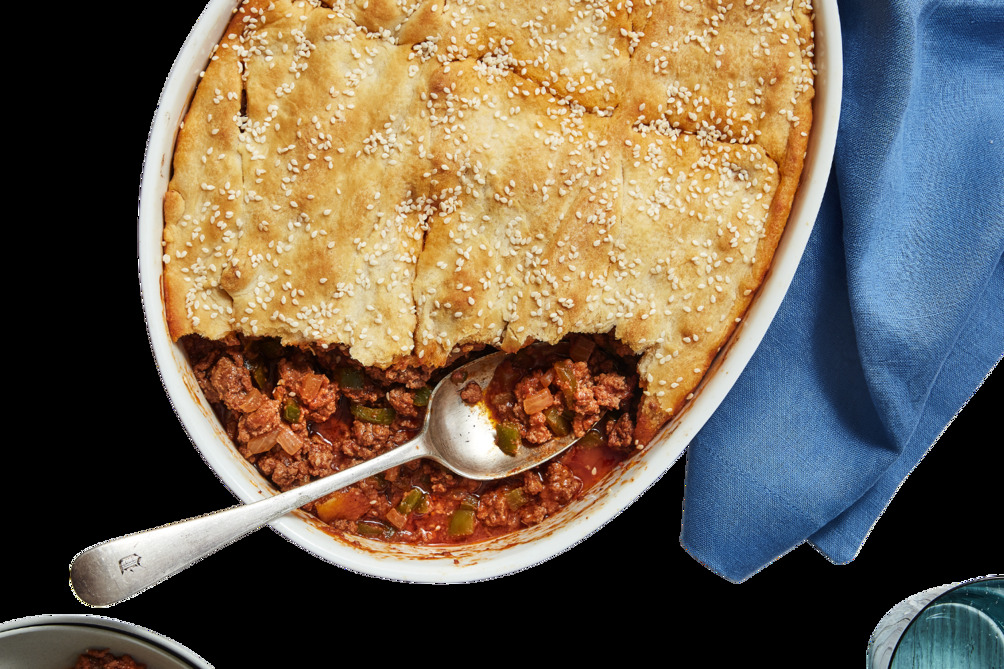 Casserole Sloppy Joe