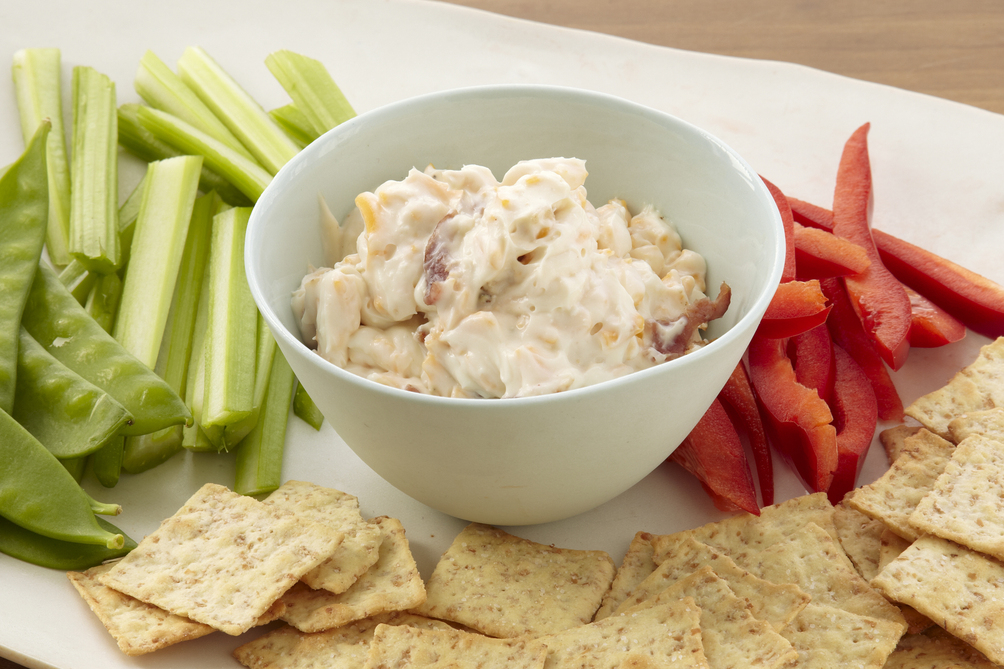 Quebec Maple Syrup & Bacon Dip