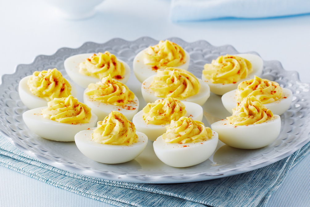 Miracle Devilled Eggs