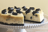 Easy OREO Cookie Cheesecake